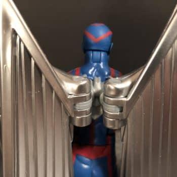 Marvel Legends Archangel 8