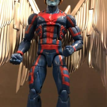 Marvel Legends Archangel 9