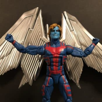 Marvel Legends Archangel 10