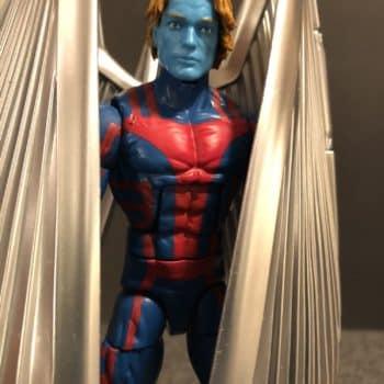 Marvel Legends Archangel 11
