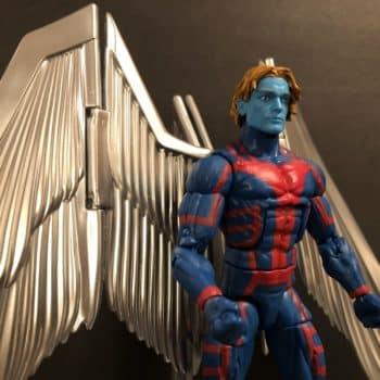 Marvel Legends Archangel 12