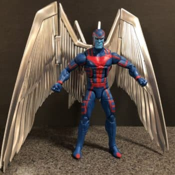 Marvel Legends Archangel 14