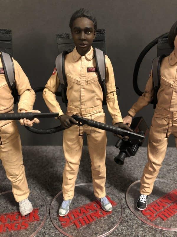 McFarlane Toys Stranger Things Ghostbusters Set 6