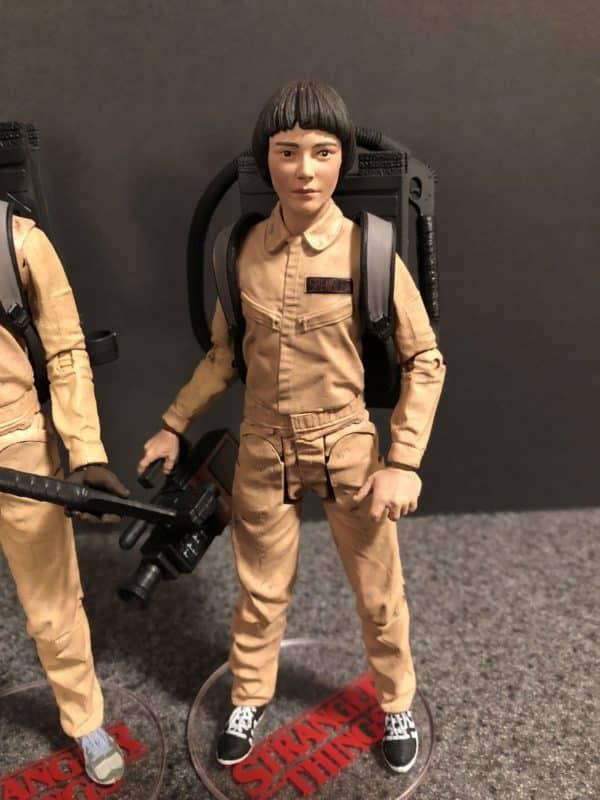 McFarlane Toys Stranger Things Ghostbusters Set 7