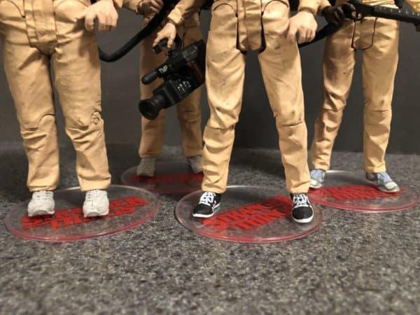 McFarlane Toys Stranger Things Ghostbusters Set 14