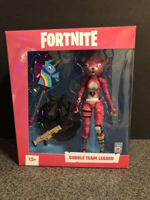 McFarlane Toys Fortnite Cuddle Team Leader Figure 1