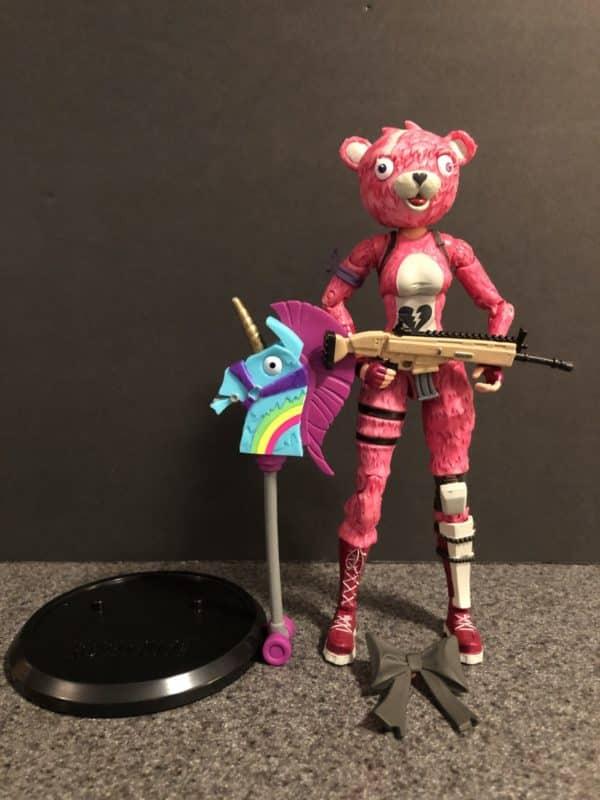 McFarlane Toys Fortnite Cuddle Team Leader Figure 3
