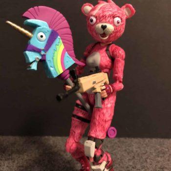 McFarlane Toys Fortnite Cuddle Team Leader Figure 4
