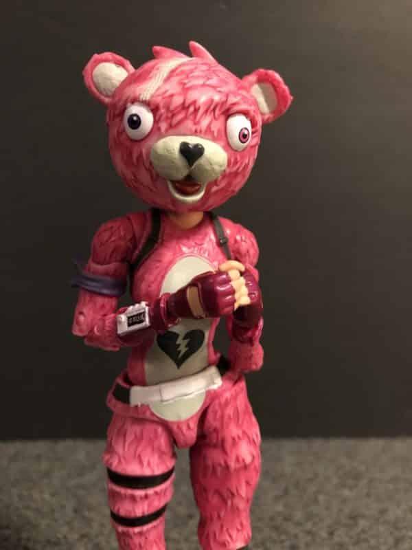 McFarlane Toys Fortnite Cuddle Team Leader Figure 7