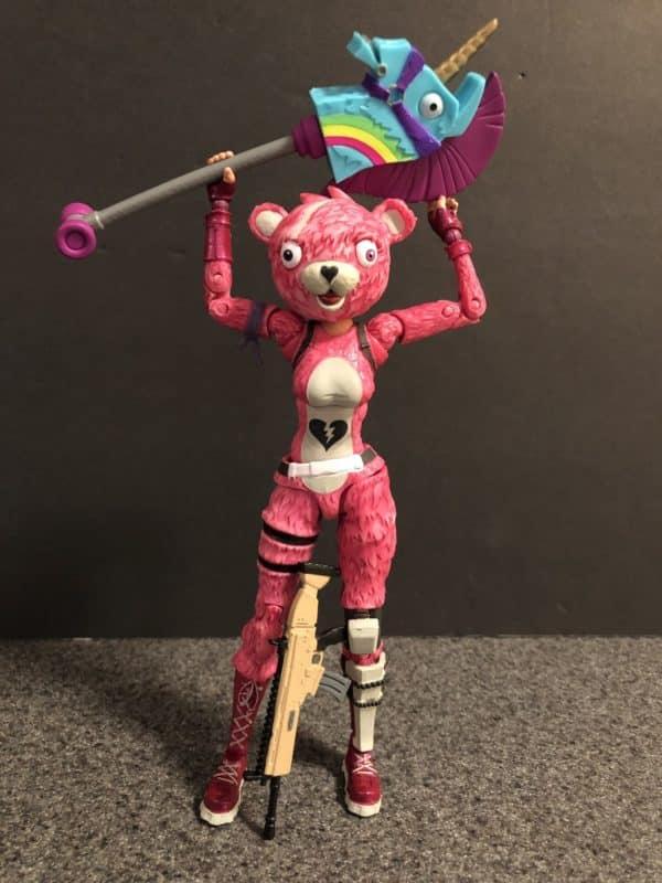 McFarlane Toys Fortnite Cuddle Team Leader Figure 10