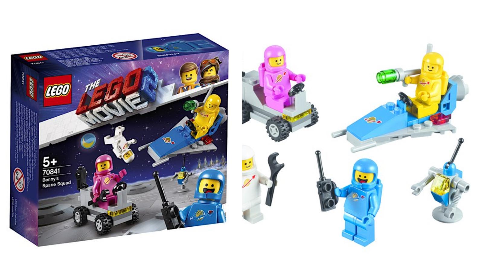 Lego Reveals Many Many Lego Movie 2 Sets Available December 26th