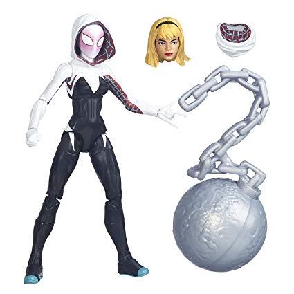 Marvel Legends Spider-Gwen 1