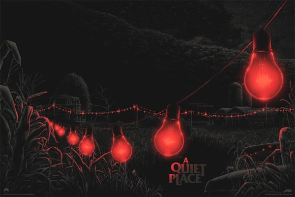 Mondo A Quiet Place by Matt Ryan Tobin 1