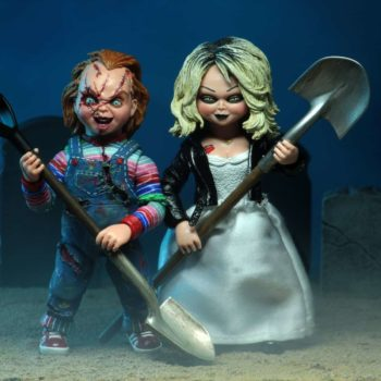 NECA Bride of Chucky Set 2