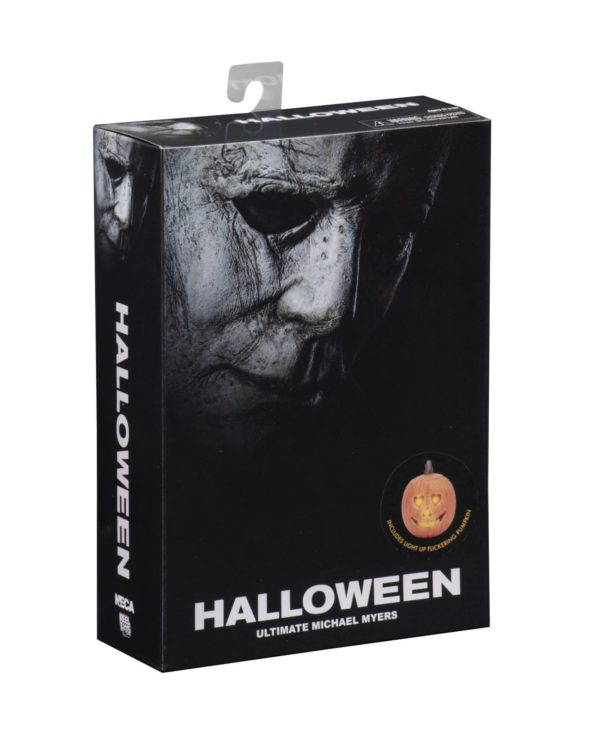 NECA Halloween 2018 Michael Myers Figure Boxed 1