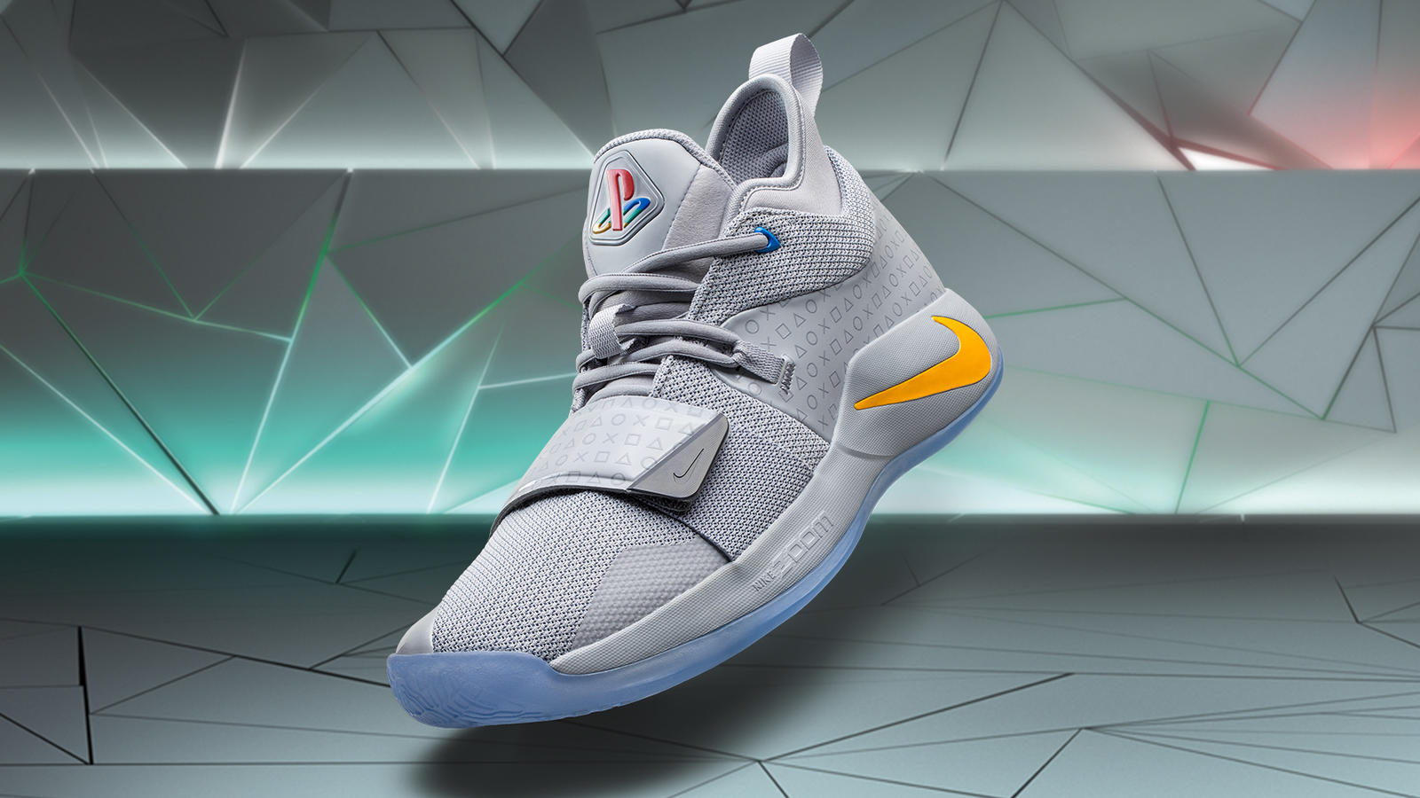 4dc0466261f Nike Announces PG 2.5 x PlayStation Shoes With Classic PS1 Look
