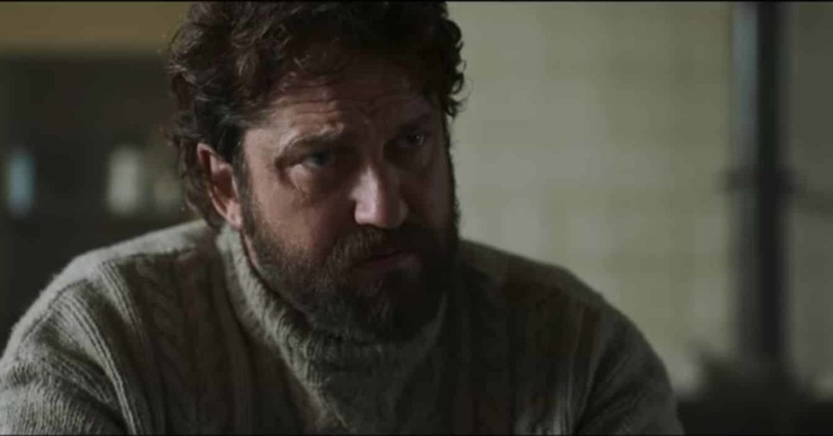 Gerard Butler, Gold, Greed, Murder in 'The Vanishing' First