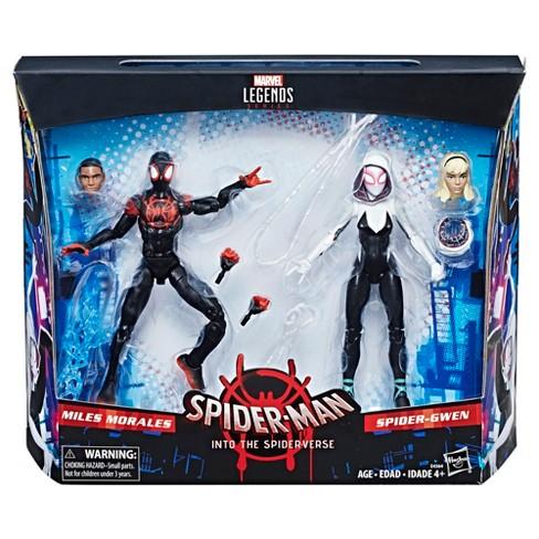Spdier-Gwen Marvel Legedns Spider-Verse Pack