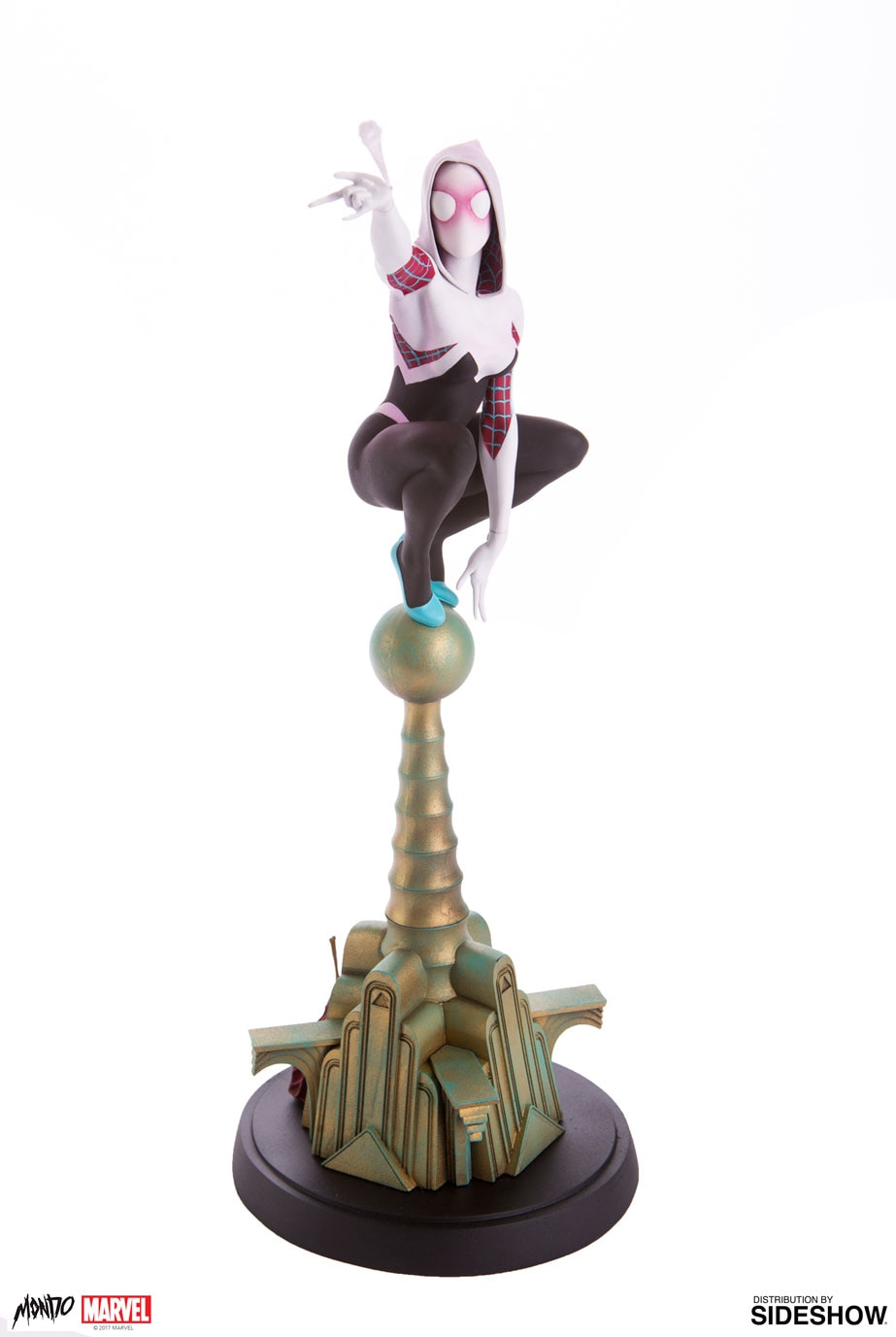 Spider-Gwen Mondo Statue