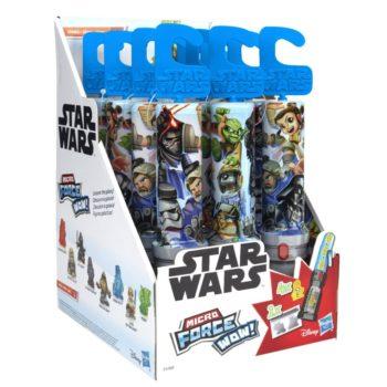 Star Wars Micro Force Wow 1