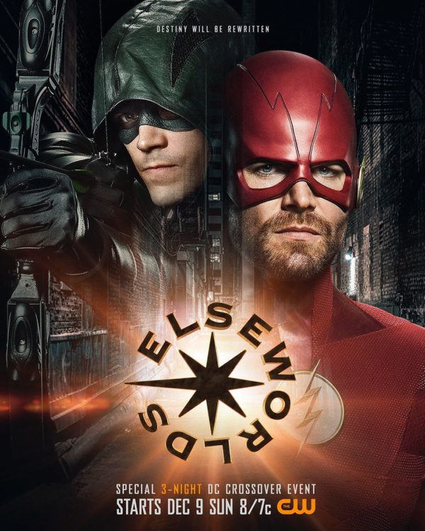 """Finally: Here's Why No Batman in Arrowverse's """"Elseworlds"""" Crossover"""