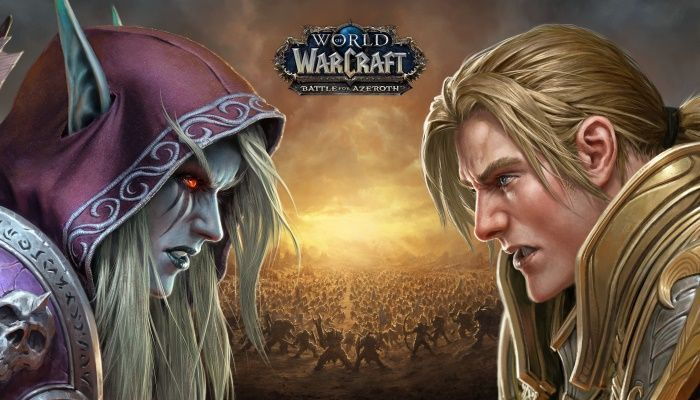 Blizzard Teases World of Warcrafts Tides of Vengeance with New Cinematic
