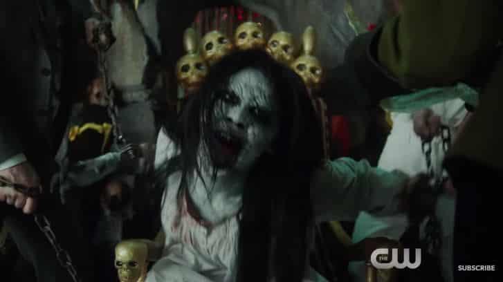 Charmed Season 1, Episode 4 'Exorcise Your Demons': An Elder