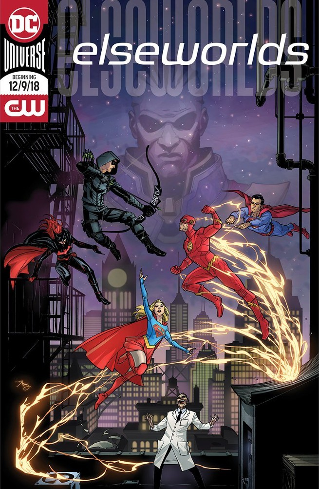 CW's Arrowverse