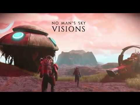 No Man's Sky - Visions Announcement Trailer [ESRB]