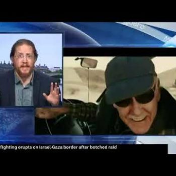 Rich Johnston talks about Stan Lee on ABC News