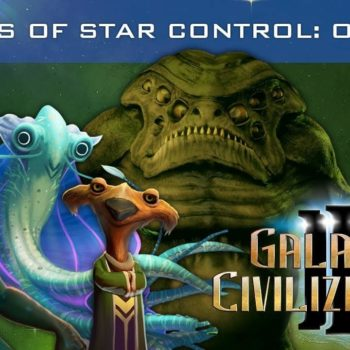 Galactic Civilizations III - Heroes of Star Control: Origins / v3.1 Trailer