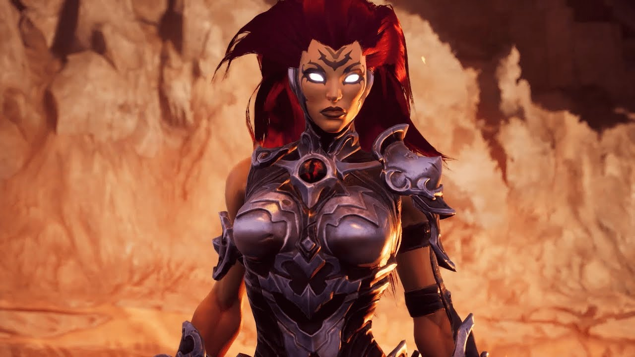Darksiders 3 Adds a Classic Combat Option to Play Like