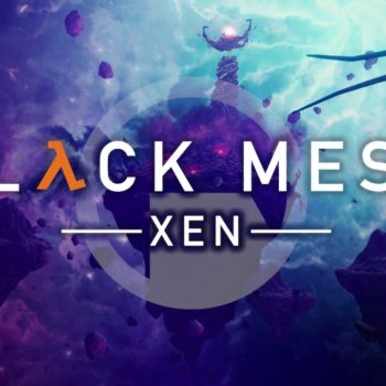 Black Mesa: Xen Trailer