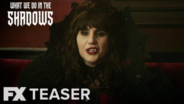 What We Do in the Shadows | Season 1: Bear Teaser | FX