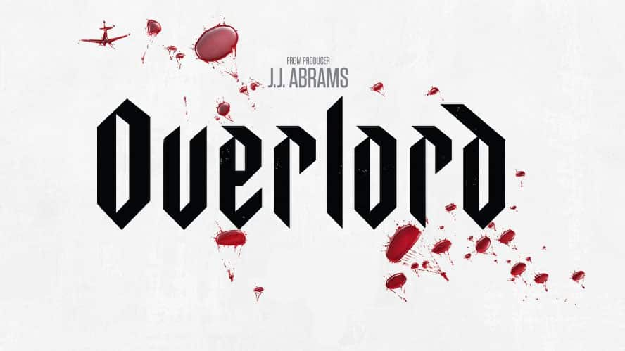 Overlord movie poster header