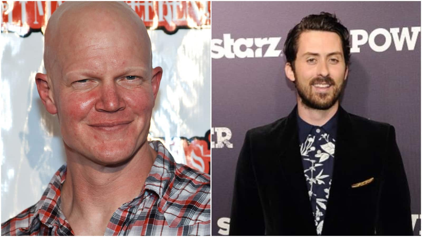 Andy Holland swamp thing' adds derek mears, andy bean to lead roles
