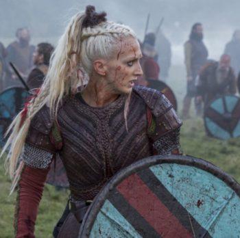 Vikings' Season 5b Featurette Teases Torvi and Ubbe's Future