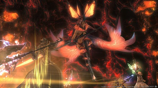 Final Fantasy XIV's Patch 4 45 adds More Eureka and Hildibrand