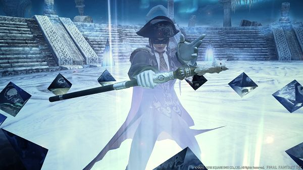 Blue Mage will Hit Final Fantasy XIV Ahead of the Shadowbringers
