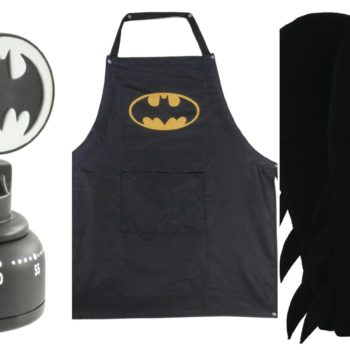 Batman Seven 20 Kitchen Apparel Collage