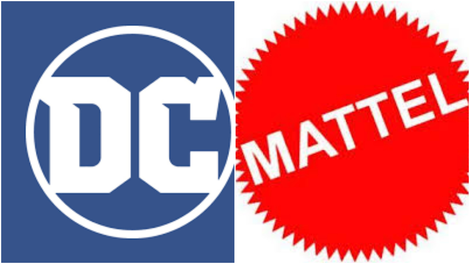 DC Mattel Collage