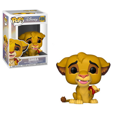 Funko Disney Lion King SImba