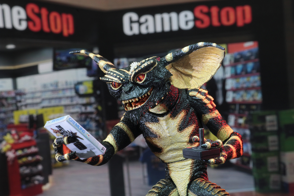 Gamestop Exclusive NECA Ultimate Gremlin 2