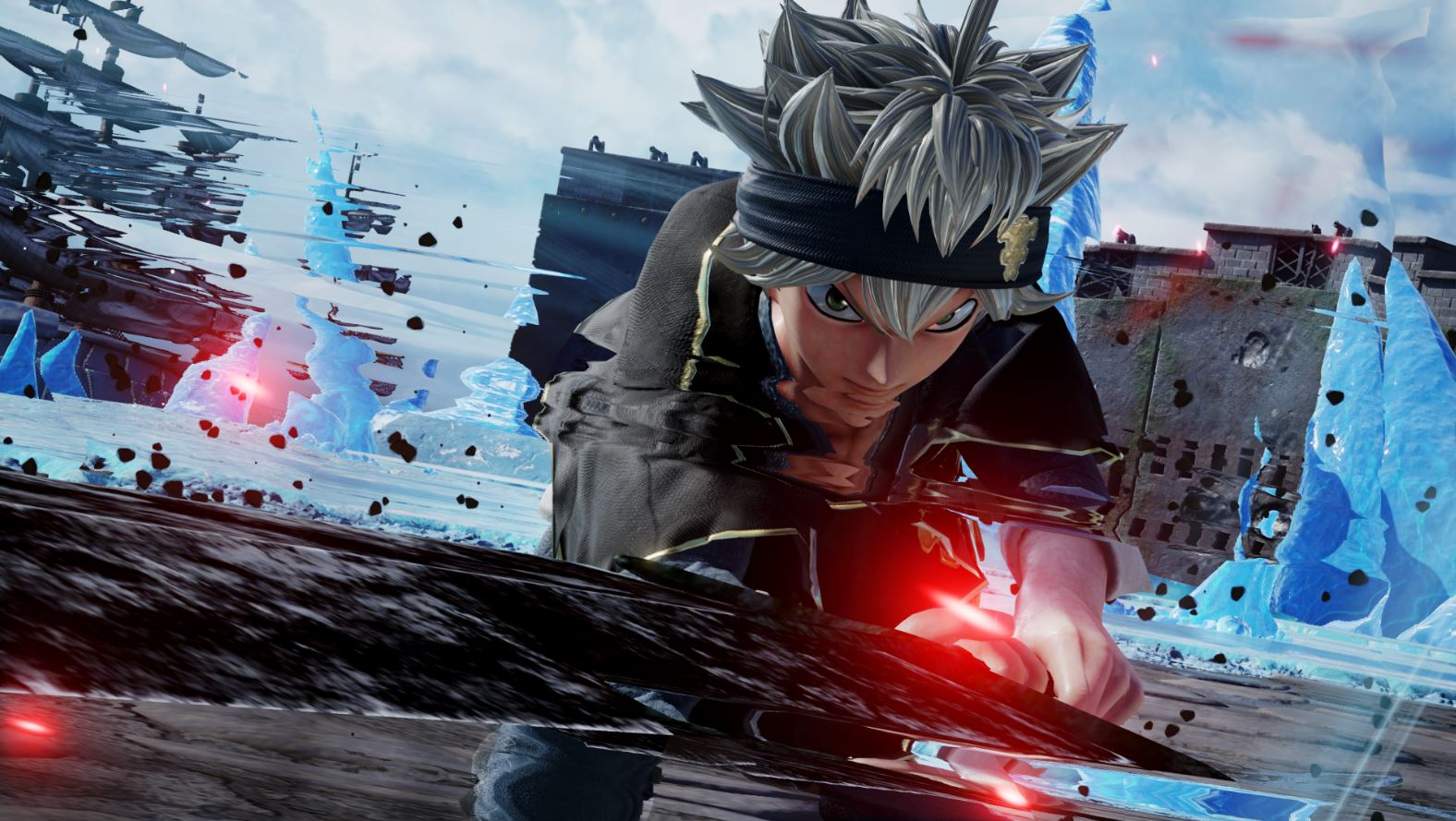 The Latest Character to Join Jump Force is Asta from Black