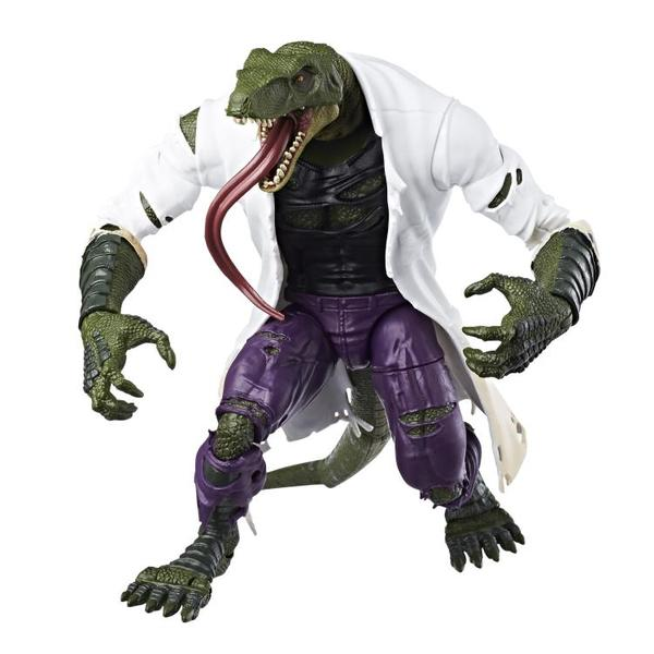 Marvel Legends Lizard BAF
