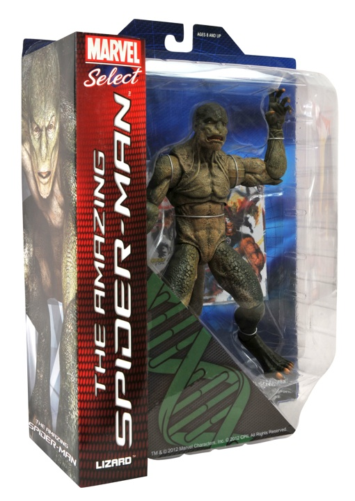 Marvel Select Movie Lizard