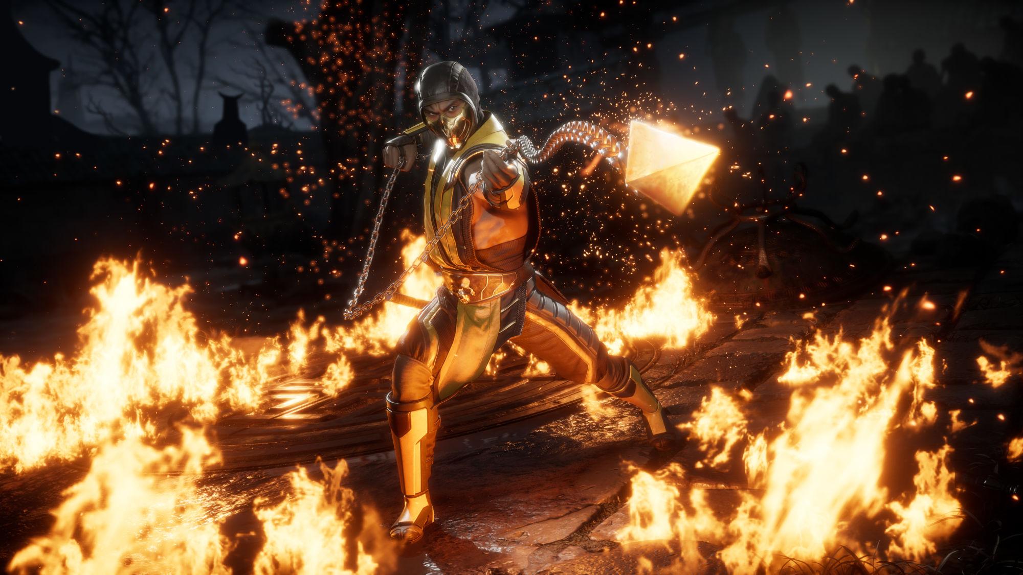 Steam Database May Have Leaked Several Mortal Kombat 11