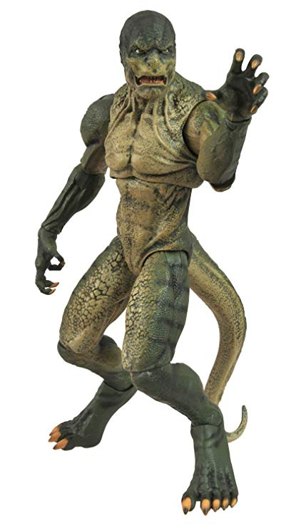 Movie Lizard Figure