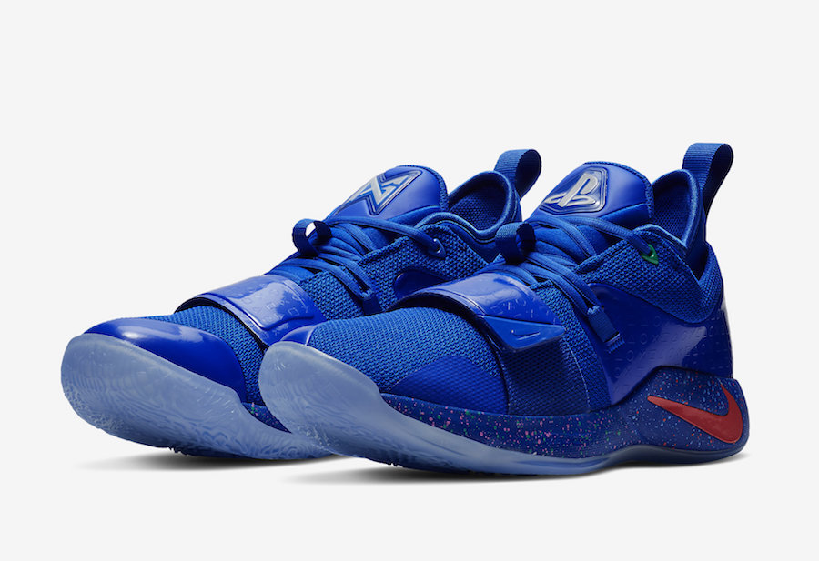 new style acb0c 1950c Nike Gives a Release Date to Their Blue PlayStation PG 2.5's