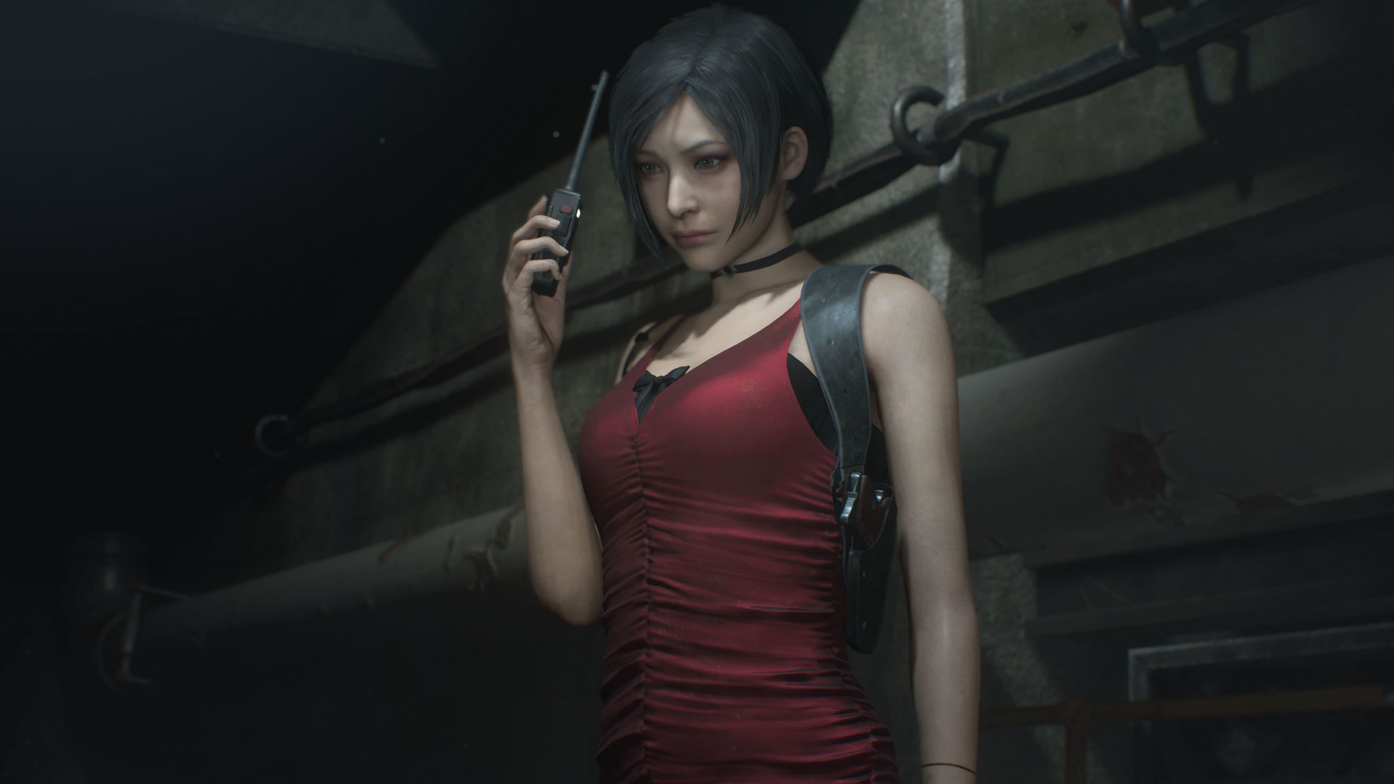 New Resident Evil 2 Images Surface Featuring Ada Wong